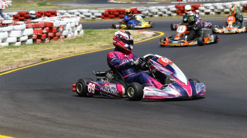 """BOYD SHOWS WINNING POTENTIAL """"IT WAS A REALLY CLOSE FINISH"""""""